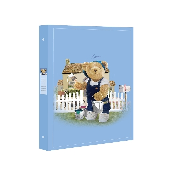3 Ring Binder File A4