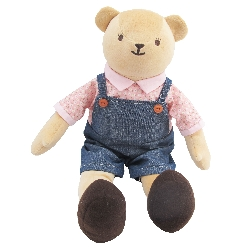 Teddy bear with outfit